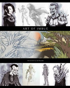 Art of Imbue Cover